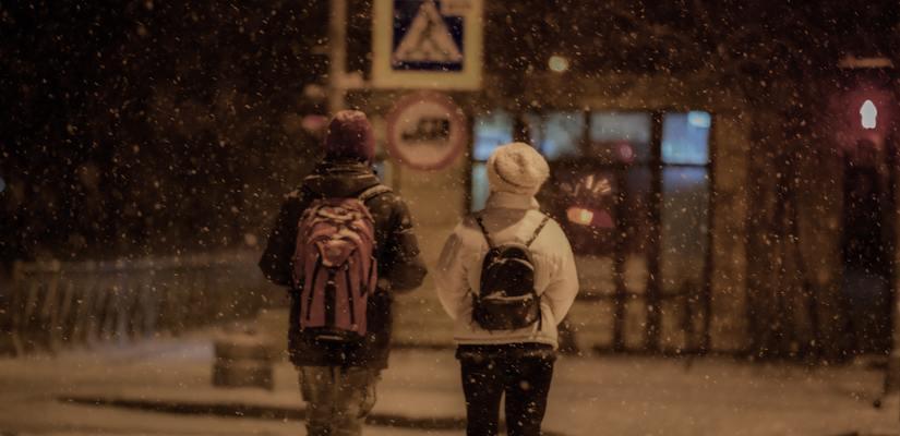 пълнеем през зимата